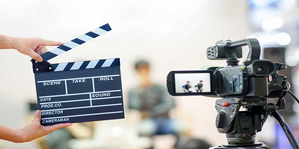 Equipamento de Filmagem